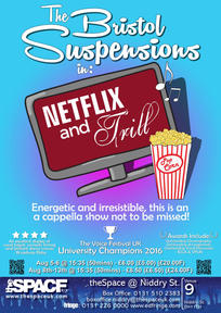 Netflix and Trill Poster