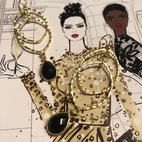 Fiona Onyx Gold