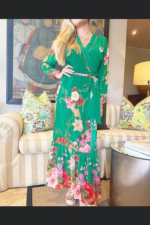 Green Empress Dress
