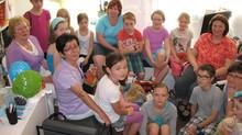 Handarbeiten und Helfen ~ Unser Tag der Handarbeit am 8.Juni 2013