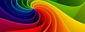 színes spirál
