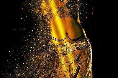 Orientális tánc
