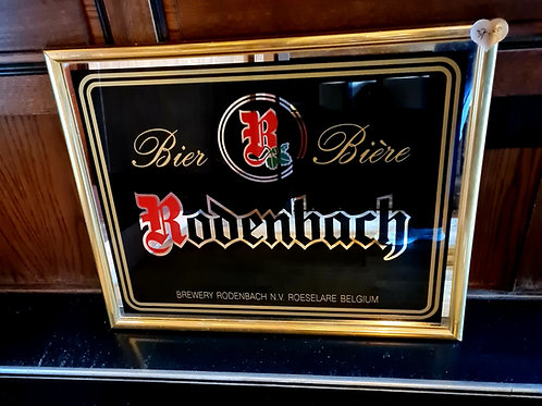 Oud bierbord