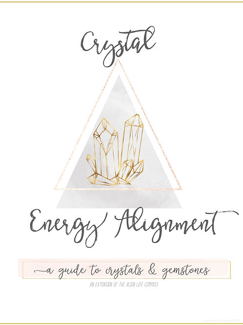 Crystal Energy Alignment