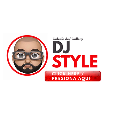 DJ STYLE WEB GO - Made with PosterMyWall