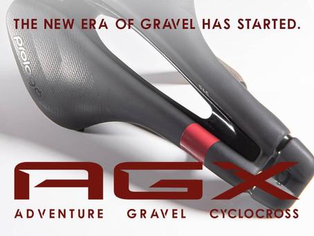 La línea AGX: todos los sillines de carrera listos para cada condición.