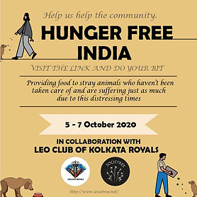 Hunger Free India