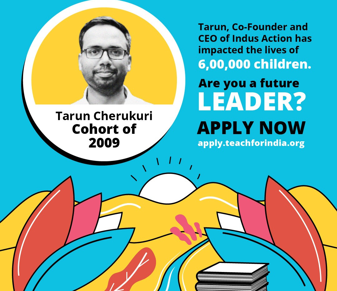 Teach for India Fellowship - SocieTree