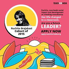 Teach for India Fellowship