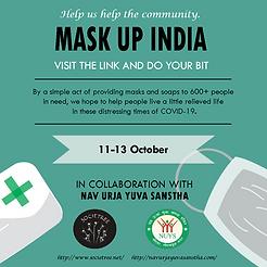 Mask Up India