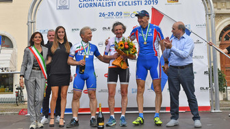 Вело-пресс-чемпионат мира 2019 в Италии