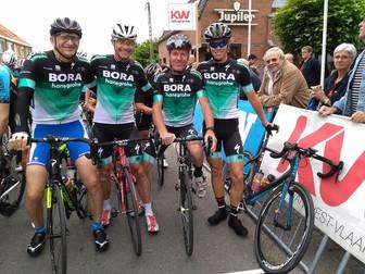 В Бельгии прошел Пресс-чемпионат мира-2018 по велоспорту (шоссе)