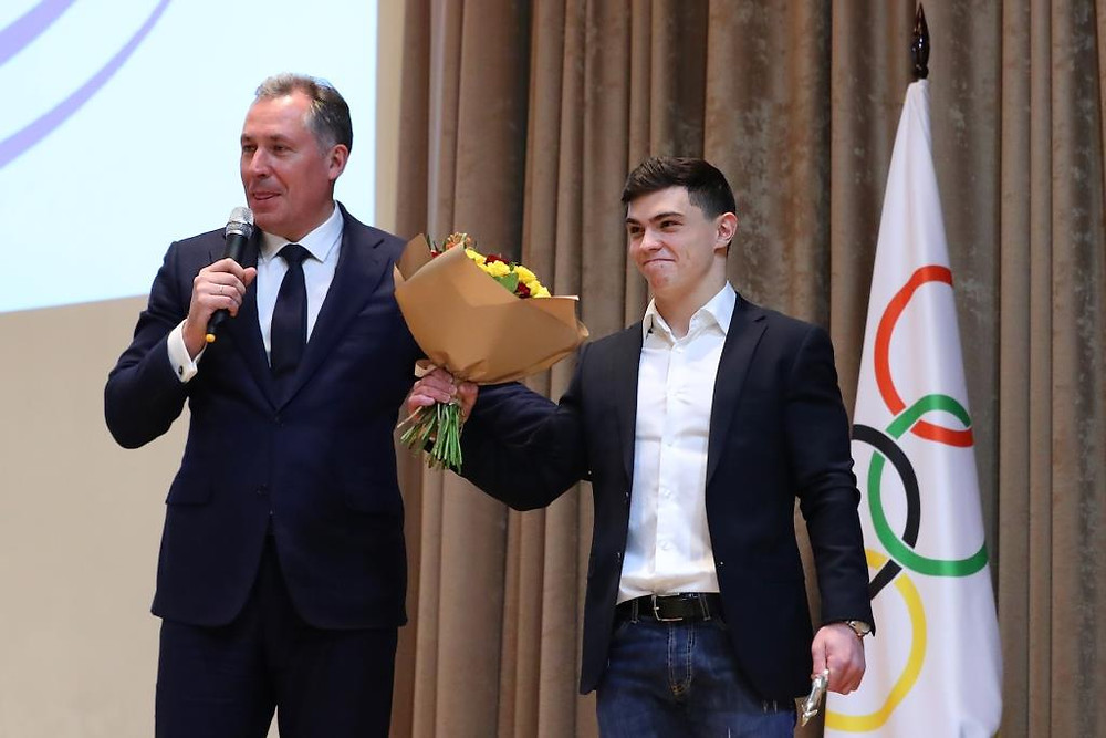 Станислав Поздняков и Артур Далалоян (Фото А. Бондарева)