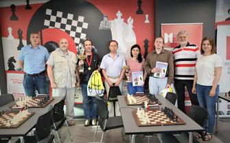 Шахматный турнир спортивных журналистов
