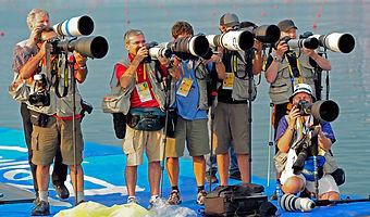 Спортивные журналисты