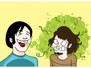La violence verbale ordinaire : l'humour qui tue !