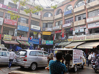 Why people are vacating offices in M.P. Nagar Bhopal?