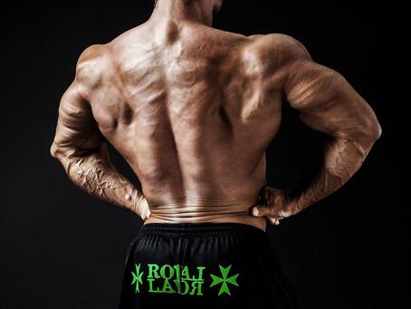筋肉と筋肉の滑り