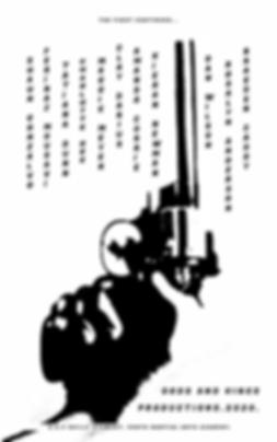 minimalistic guns fashion revolvers whit