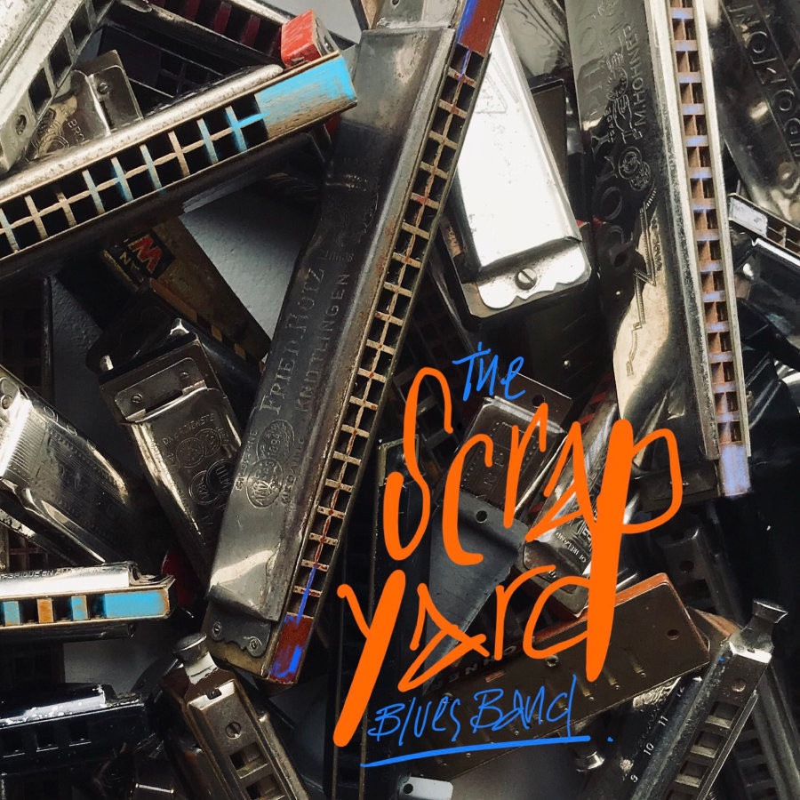 Scrap Yard for the Blues
