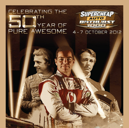 V8 Supercars 50th Anniversary