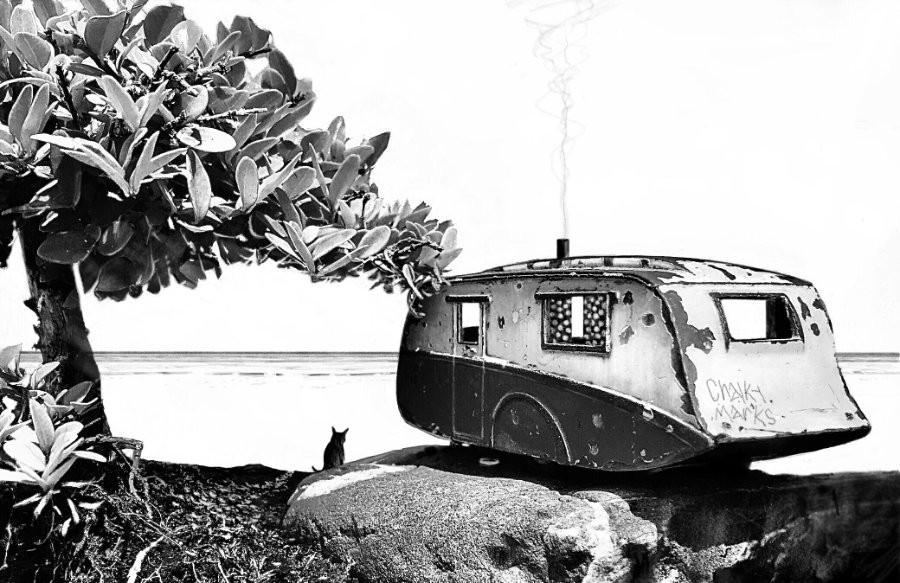 Polkadots by the Sea