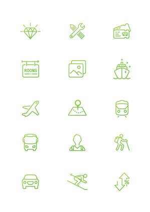 Iconography Set