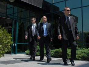 The Ideal Close Protection Package