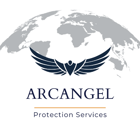 White Arcangel Protection Logo.png