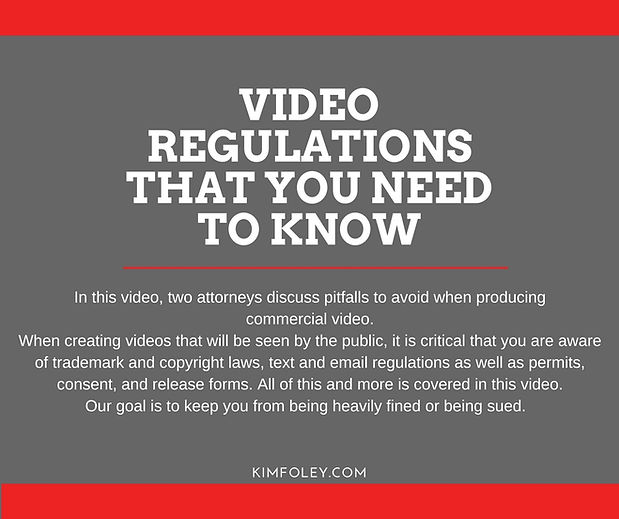 Video Regulations