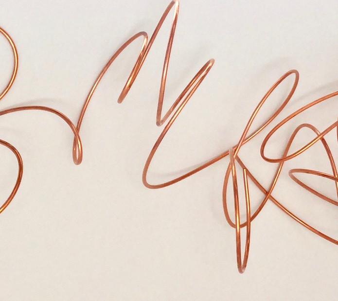 """Copper 66""""x36"""""""