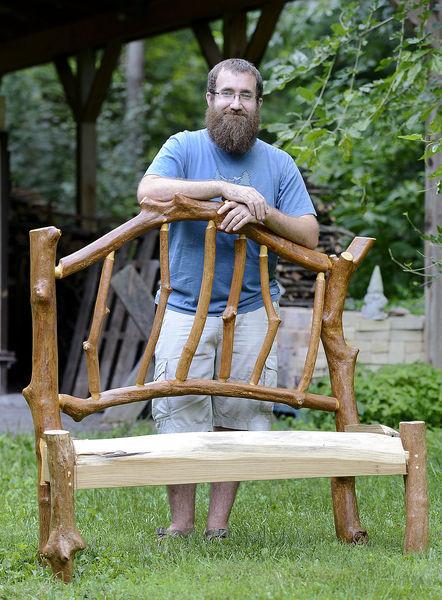 Tim Wohleber, Arcadian Furnishings, Twig Furniture