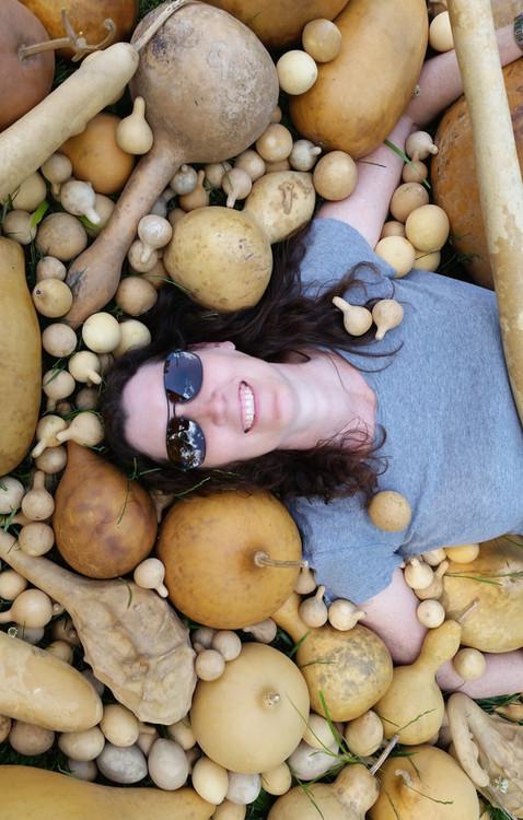 Barbara Acker, Gourd Art