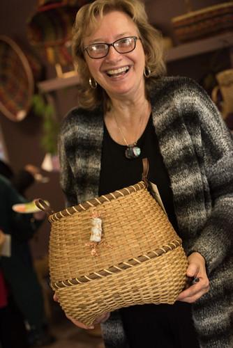 Anne Bowers, Heirloom Baskets