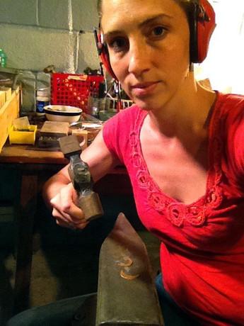 Roselyn Mendez, Botanical Jewelry Artist