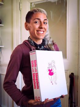 Danielle Corsetto, Sequential Art