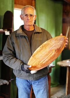 Steve Adams, Hand Hewn Bowls