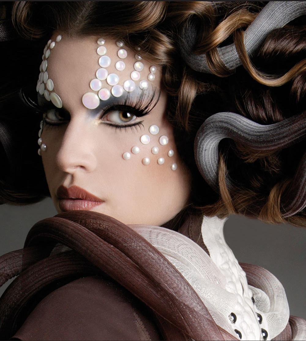 stefania d'alessandro make-up
