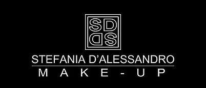 Logo Stefania D'Alessandro Make Up