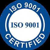 anodização e colorização do alumínio, Certificado ISO 9001 ADEXA