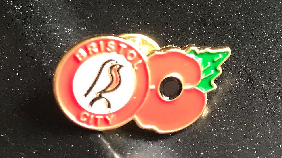 City Poppy Badge