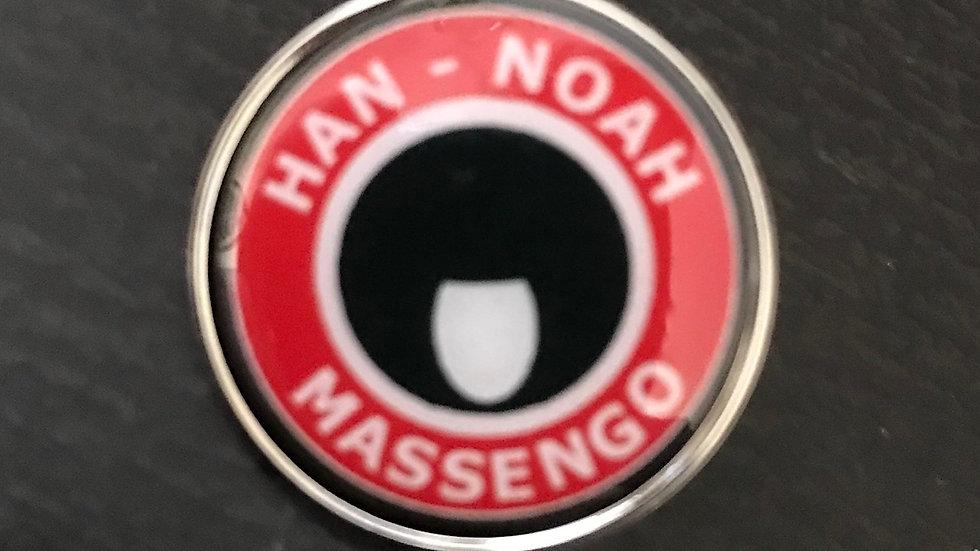 Massengo Hair Badge