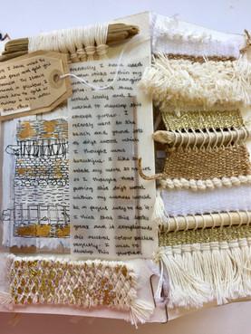 Textile Sketchbooks