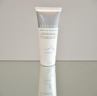 Seditatives Shampoo als Vor- oder Nachbehandlung behandlung für emfpindliche und/oder juckende Kopfhaut