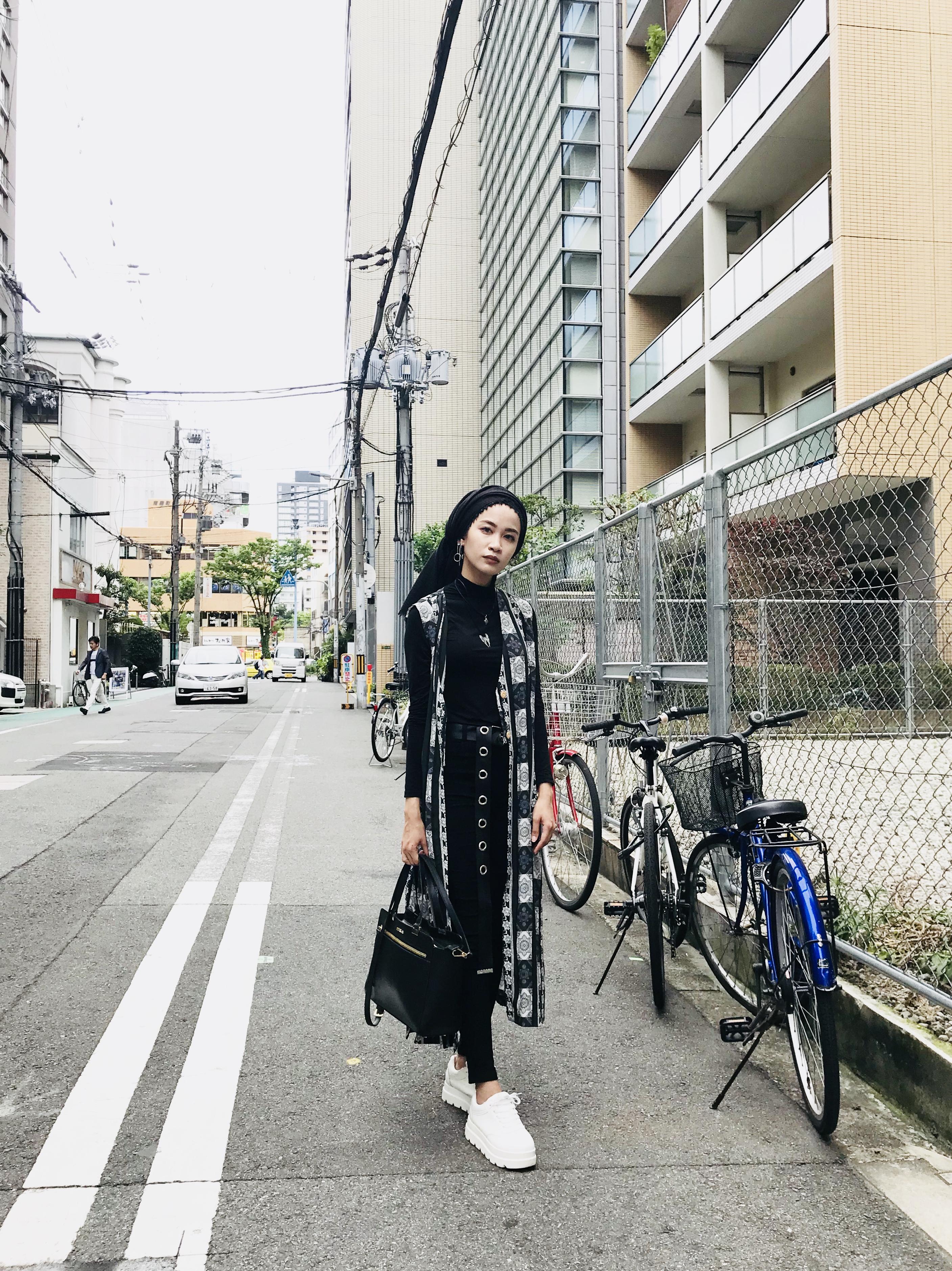 Osaka, Japan, July 2018