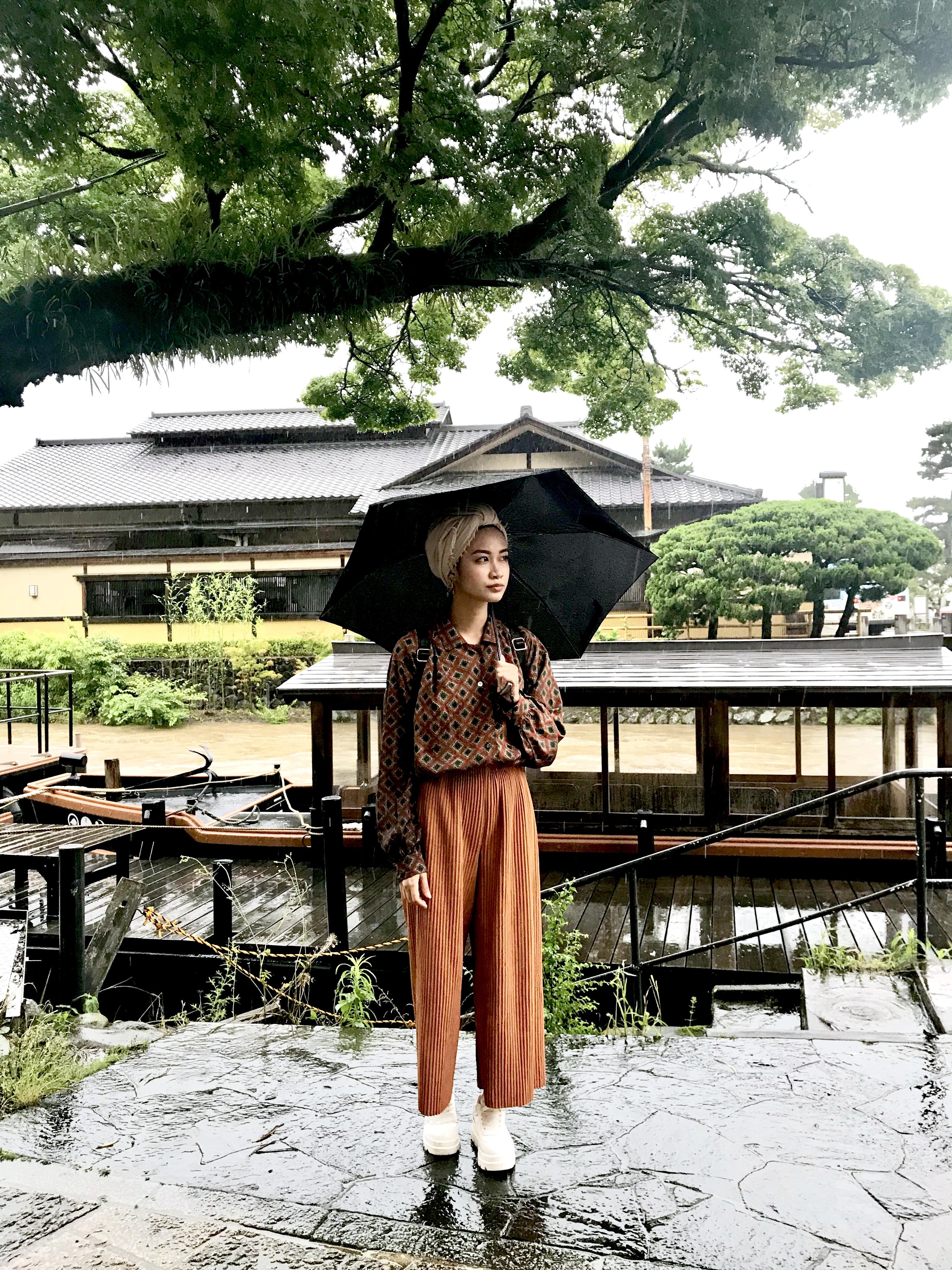 Kyoto, Japan, July 2018