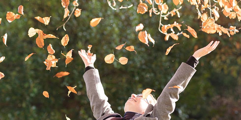 KREATIV dein Leben gestalten! Journaling Retreat zum Herbstbeginn