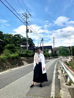 Tottori, Japan, July 2018