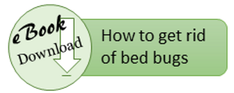 ebook download how to get rid of bed bug