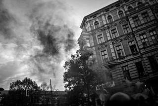 1. Mai 2016, Berlin: Impressionen der Revolutionären Demonstration